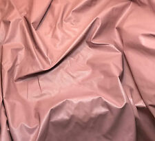 """Dusty Pink - Faux LEATHER Fabric 54"""" -By The Yard-"""