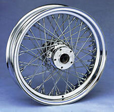 60 SPOKE BILLET HUB REAR WHEEL 16 X 3.5 INDIAN SPIRIT DELUXE SPRINGFIELD SCOUT