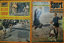 SPORT ILLUSTRATO N°12/ 20.MAR.1958 - IL TRIONFO DEL BASKET AZZURRO A PARIGI