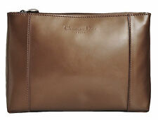 CHRISTIAN DIOR Womens Bag Patent Leather Bronze