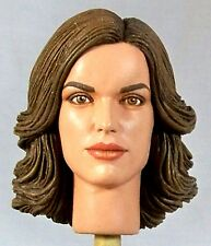 1:6 Custom Head Elizabeth Henstridge as Jemma Simmons in Agents of S.H.I.E.L.D.