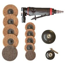 Astro Pneumatic Tool  228 Composite Angle Die Grinder Surface Prep Kit