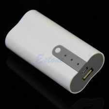 2x 18650 USB Mobile Power Bank Battery Charger Case Box DIY Kit For MP3 iPhone