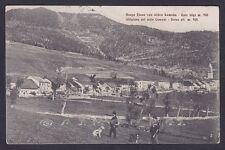 VICENZA ROTZO 05 ALTOPIANO DEI SETTE COMUNI Cartolina viaggiata 1915