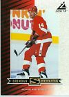 Brendan Shanahan 1997-98 Pinnacle Zenith Dare to Tear 5x7 Detroit Red Wings #Z9