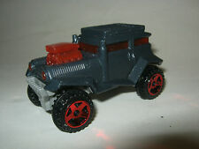 Hot Wheel McDonalds Happy Meal Jeep, Very Good condition  (EB6-10)