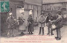 FALAISE les gars de falaise et leurs lanternes coll bunel timbrée 1912