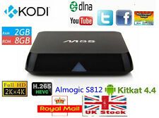 M8S Android TV Box Amlogic S812 QuadCore Preloaded KODI/XBMC 5G WiFi 2G/8G