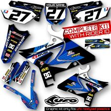 2002-2016 YAMAHA YZ 125-250 Restyle UFO Dirt Bike MX Graphics kit  Decals Deco