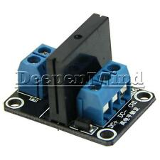 5V 1 Channel OMRON SSR G3MB-202P Solid State Relay with Resistive Fuse Module AU