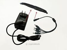 CCTV DC 12V 2A Power Supply W/4 Split Power AC ADapter for CCTV Security Camera