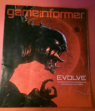 Gameinformer Magazine Issue #250 Feb. 2014  EVOLVE  Fall of the Empire Star Wars