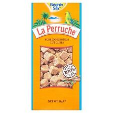 La Perruche Brown Sugar Cubes Pure Cane Rough Cut Cubes 1kg