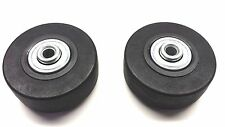 Luggage Replacement Ball bearing wheels 6mm Bearings 1 Pair