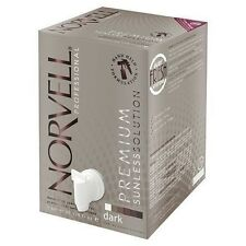 Norvell Amber Sun- DOUBLE DARK Sunless Airbrush Spray Tan Solution - 1 Gallon