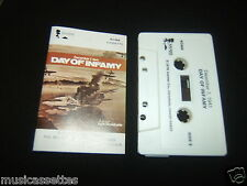 DAY OF INFAMY DECEMBER 7, 1941 HAWAII USA CASSETTE TAPE 1978