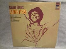 VINTAGE 1970 GLORIA LYNNE GOLDEN GREATS LP RECORD SUNSET RECORDS SUS 5221