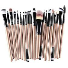 20 pcs Makeup Brushes Set Toiletry Face Powder Foundation Brush Kit Make-up Tool