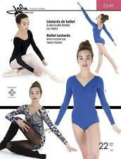 Jalie Ballet Leotard Dance Gymnastics Costume Sewing Pattern 3349