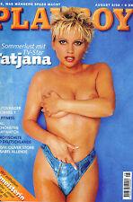PLAYBOY-noch aus DM-Zeiten-TATJANA SIMIC-RTL-NACKT-erotische Fotos-August/1998-