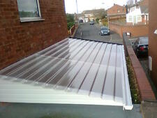 Cantilever Carport Canopy Roofing Sheet