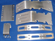 T-Maxx, E-Maxx, S-Maxx Brushed aluminum package deal