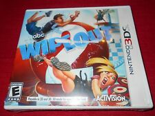 WIPEOUT 2  NINTENDO 3DS  FACTORY SEALED!!!  MUST L@@K!!!  FAST FREE SHIPPING!!!