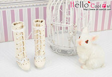 ☆╮Cool Cat╭☆【07-01】Blythe Pullip  High Heel Boots.White