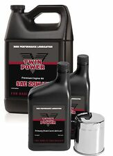 Twin Power Oil Change-In-A-Box - 20W50 410707 For Harley Davidson 41-0707
