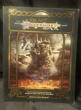 THE ART OF THE DRAGONLANCE SAGA TSR Dungeons Dragons AD&D. Tracy Hickman