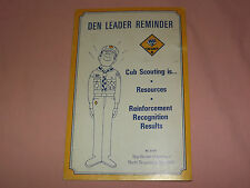 VINTAGE BSA BOY CUB SCOUTS DEN LEADER REMINDER FILM VIEWER
