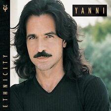Ethnicity by Yanni (CD, Feb-2003, Virgin)