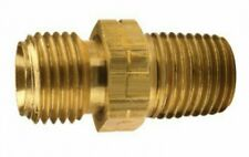 BRASS OXY-ACETYLENE ADAPTER UNION LEFT HAND THREAD LHT X NPTF