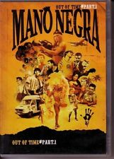 42556//MANO NEGRA OUT OF TIME PART 1 DVD NEUF SOUS BLISTER