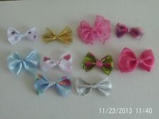 Accessori per Littlest Pet Shop 10 Fiocchi LPS GATTO NON INCLUSO