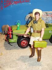 Big Jim als Tierfänger / Wildhüter - SAFARI Tourist - Animal Catcher - Mattel