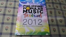 Philpop Music Festival 2012 Philippine Popular Music Festival - OPM - Sealed