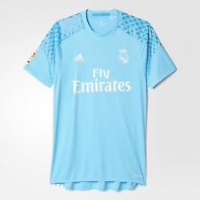 Adidas homme football original real madrid 2017 home jersey malliot chemise taille s