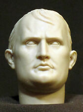 "Tête. Custom resin head sculpt 12"". 1:6.  EMPEREUR NAPOLEON BONAPARTE V-90"