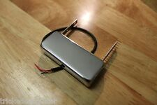 TOG FLOATING ARCHTOP GUITAR PICKUP HUMBUCKER CHROME EPOXY FILLED NEW KOREA