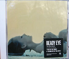 BEADY EYE CD Be 2013 NEW 11 Trk Flick Of The Finger / A Second Bite of the Apple