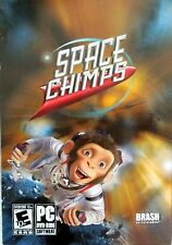 Space Chimps  PC Game   Brand New And Factory Sealed   Free USA Shipping