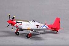 "FMS 800mm 31.5"" P51(V2)-Red Tail RTF RADIO CONTROL R/C AIRPLANE V2 RC PLANE NEW"