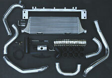 Front Mount Intercooler+Piping Kit FOR 02-07 Subaru WRX STi FMIC