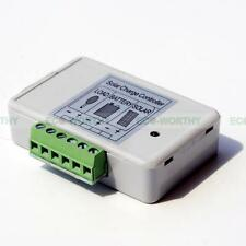 3A 12V/24V Solar Charge Controller Regulator PWM charging for Home Solar Systems