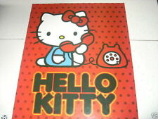 HELLO KITTY Telephone 16x20 Poster