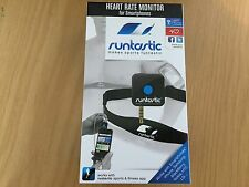 New Runtastic Wireless Heart Rate Monitor 4 Smartphone Sensor Sport Chest Strap