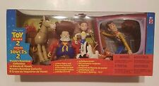 Disney Pixar Toy Story 2 Woody's Roundup Collection figure set NIB new sealed