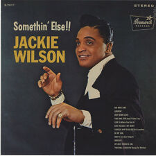 Jackie Wilson - Somethin Else!! (Vinyl LP - 1964 - UK - Reissue)