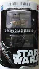 Disney Star Wars IR Controlled Vehicle Chara-Falcon X-Wing Starfighter by CCP